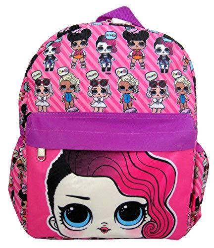 Childs Doll Rocker - L.O.L. Surprise! 12 inch All Over Print Backpack - Rocker