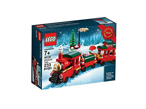 Lego Christmas Train Set - 40138
