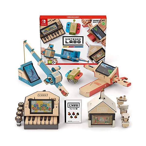 Nintendo Labo: Variety Kit 1