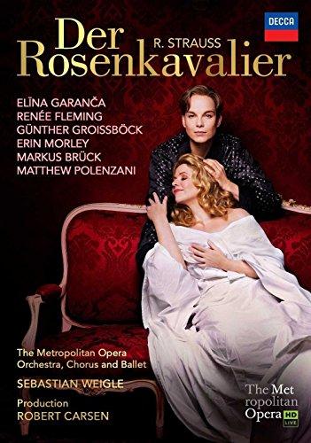 Strauss: Der Rosenkavalier (2 DVDs)