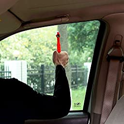 Escape Window Break Hammer Car Emergency Safety SeatBelt Cutter 2x Automotive Escape Tools - House Deals