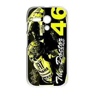 Lovely Valentino Rossi Phone Case For Motorola Moto G I56517