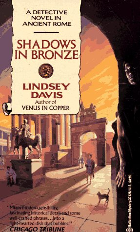 book cover of Shadows in Bronze