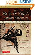 #10: Monkey King's Amazing Adventures: A Journey to the West in Search of Enlightenment. China's Most Famous Traditional Novel