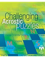 Challenging Acrostic Puzzles