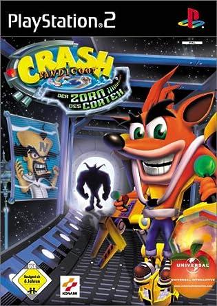 Crash Bandicoot: Der Zorn des Cortex [Importación alemana]: Amazon.es: Videojuegos