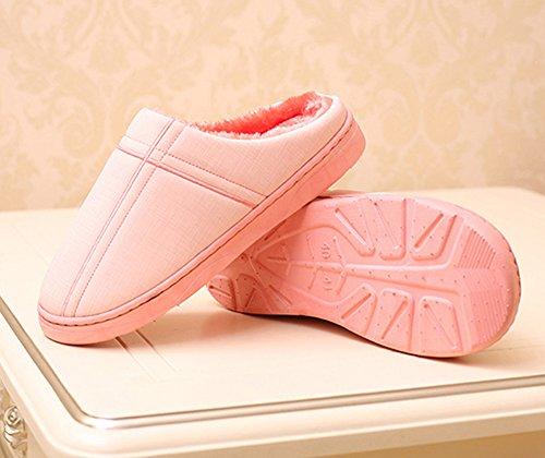 Pantofola Interna Lavabile Antiscivolo Da Uomo Pezaru Mens Marrone