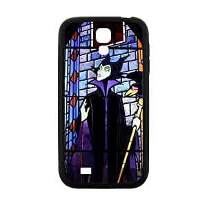 Evil Witch Design Plastic Case Cover For Samsung Galaxy S4