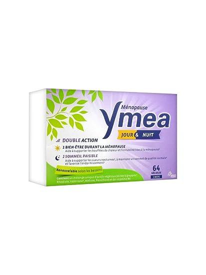 La menopausia Ymea dia & noche 64 capsulas