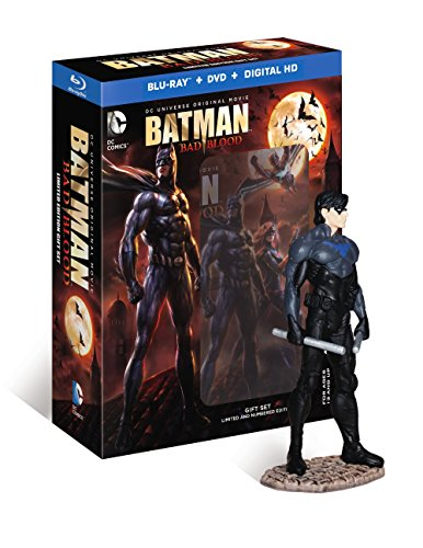Batman: Bad Blood: Deluxe Edition (BD) [Blu-ray] at Gotham City Store