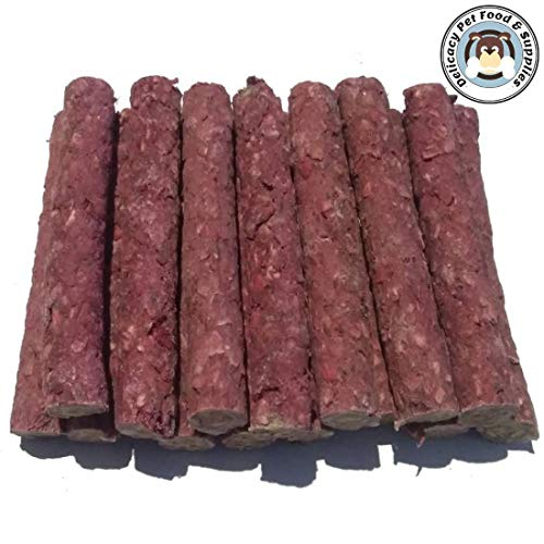 Delicacy Pet Food & Supplies Pet Treat Kebab Sticks Mutton Red 900g Mutton Dog Treat  (900 g) (B07M7888J4) Amazon Price History, Amazon Price Tracker