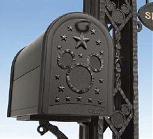 リクシル 新日軽 ディズニーポスト ミッキー A型 『郵便ポスト』 B075R1MB1H 14688