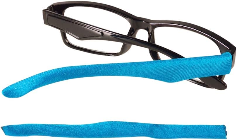 Eyewear Arm Cover Sleeves for Eyeglasses or Sunglasses Small, Bananas Add Colors and Comfort
