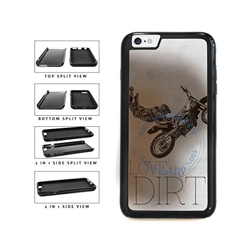 BleuReign Love Thy Dirt Bike Rider 2-Piece Dual Layer Phone