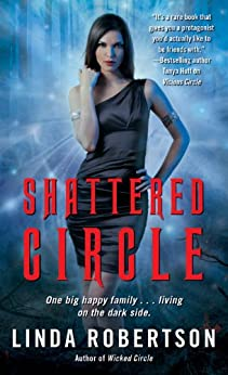 Shattered Circle (Persephone Alcmedi) by [Robertson, Linda]
