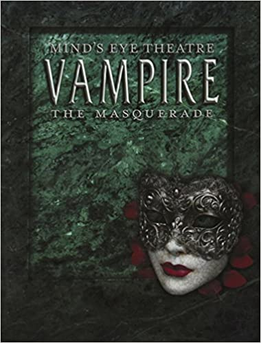 minds eye theatre vampire the masquerade deluxe edition