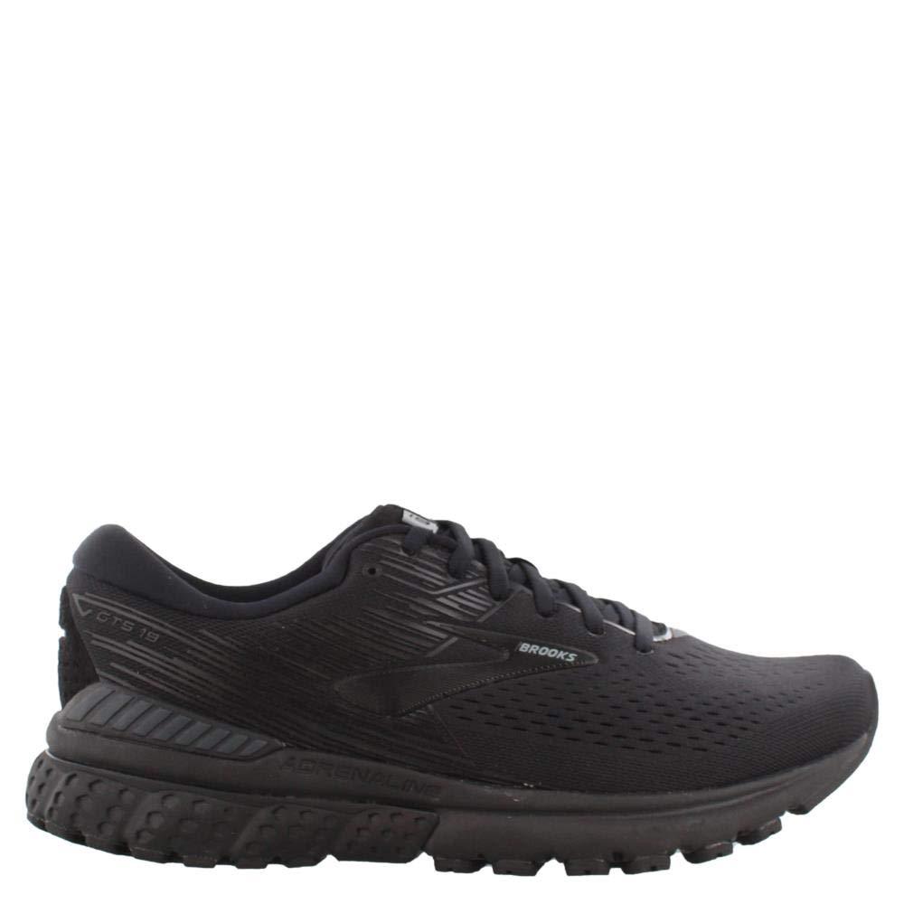 - Brooks Men's Adrenaline GTS 19 4E Width Running shoes (BRK-110294 4E 4247990 10 (071) Black Ebony)