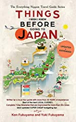 """Want to experience Japan at its fullest potential without spending tons of your precious time on a monstrous 800 pages travel guide? Then, """"Things I Wish I Knew Before Going to Japan"""" is all you need! In this book, Ken Fukuyama and Yuki Fuku..."""