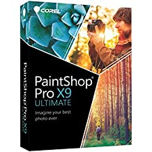 Corel PaintShop Pro X9 Ultimate (Old Version)