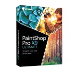 Software : Corel PaintShop Pro X9 Ultimate (Old Version)