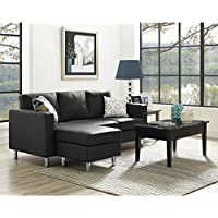 This Sectional Living Room Set Is a Great Sofa with Large Contemporary Chairs. These Modern Luxury Seats Are a Great Addition Your Living Room Furniture.