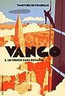Vango, tome 2 : Un prince sans royaume par Fombelle