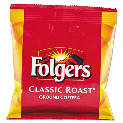 Folgers Classic Roast Ground Coffee, 1.5 Ounce (Pack of 42) (Folgers Coffee Filter Packs compare prices)