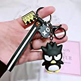 ILUTOY New 1Pcs Series My Melody Pudding Cinnamoroll Dog Keychain We Bare Bears Pendant Keyring for Girls Figure Toy Teen Must Haves 6 Year Old Girl Gifts The Favourite Anime Superhero Classroom
