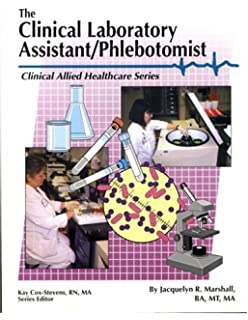 Newmans Medical Laboratory Assistants Study Guide (Laboratory series Book 1)