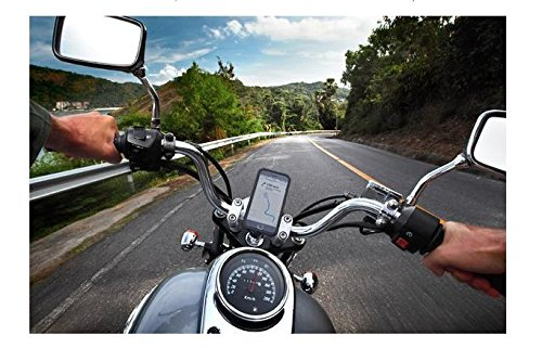 RokForm Polished Aluminum Motorcycle Mount by Rokform (Image #4)