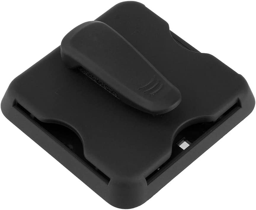 Ahomi multifonction Pare-soleil de voiture Pare-soleil Clip Support pour organiseur de carte cadeau Noir