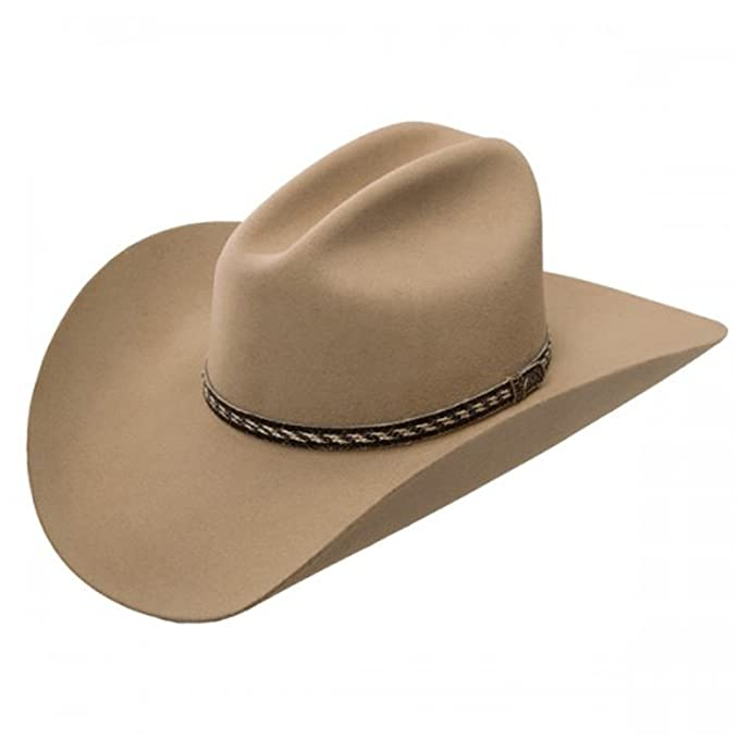 338ed7d94 Resistol Jason Aldean The Truth - (4X) Wool Cowboy Hat (7 1/8, Ranch ...