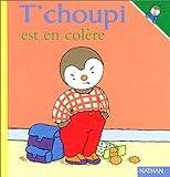 """Afficher """"T'choupi est en colère"""""""