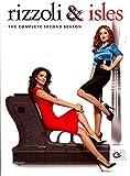 rizzoli isles season 3 - Rizzoli & Isles: The Complete Second Season (3 Discs) (DVD Region 3)