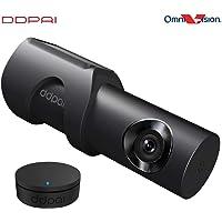 DDPAI Mini3 Car Dash Camera, 3K 1600p Resolution, Built-in 32GB eMMC Storage, WDR, Night Vision, F1.8 Aperture Wide Angle Lens, G-Sensor, Optional 24H Parking Mode