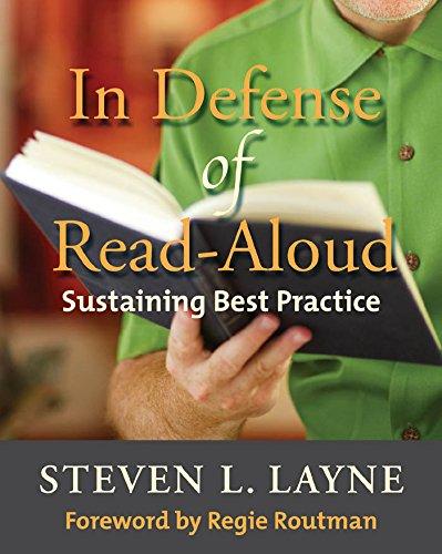 In Defense of Read-Aloud: Sustaining Best Practice