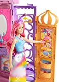 Barbie Dreamtopia Rainbow Cove Doll and Castle Set