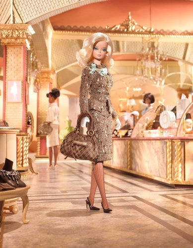 (Barbie Tweed Indeed Fashion Model Collection Doll)