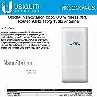 Ubiquiti -Ns5l- Nanostation Loco5