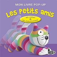 Mon livre pop-up coucou ! Les petits amis par  Langue au chat