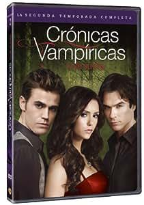 Crónicas Vampíricas T2 [Blu-ray]
