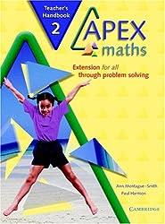 Apex Maths 2 Teacher's Handbook: Extension for all through Problem Solving