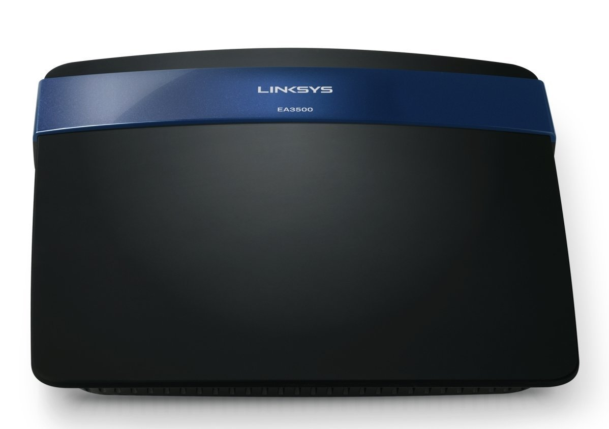 Linksys EA3500 - Dual-Band N750 Router with Gigabit and USB (Renewed) by Linksys