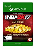 NBA 2K17: 450,000 VC - Xbox One [Digital Code]