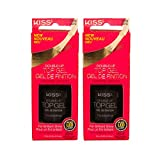 2-Pack Kiss Double-Up TopGel Nail Top Coat