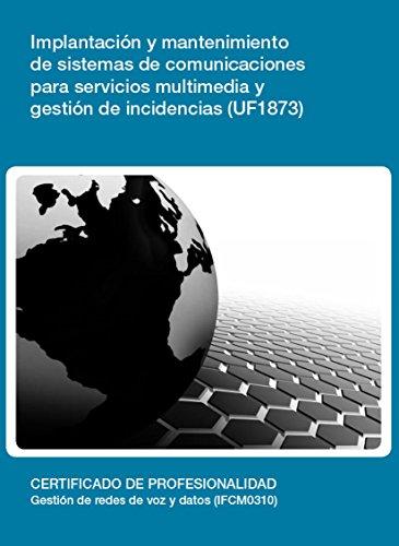 Amazon.com: UF1873 - Implantación y mantenimiento de ...
