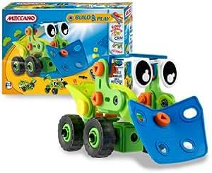 Meccano - Build and Play Bulldozer