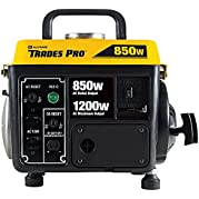 Trades Pro® 850/1200 Watt 2 Stroke Portable Generator - 838014