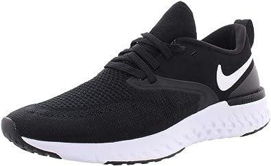 NIKE Odyssey React Flyknit 2, Zapatillas de Running Mujer: Amazon.es: Zapatos y complementos