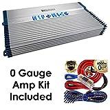 Best Hifonics Class D Amplifiers - Hifonics BXX2000.1D Brutus Class D 2000W RMS Mono Review
